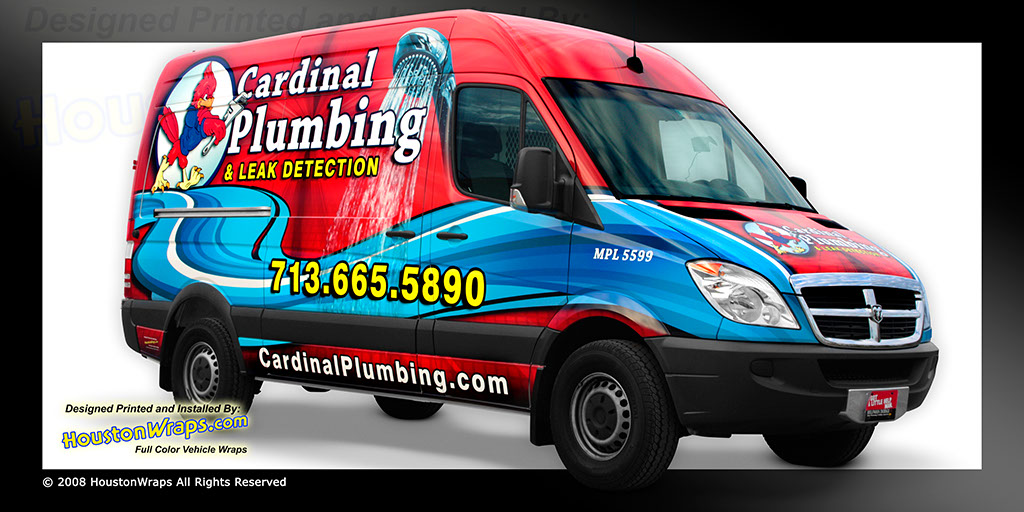 Houston Wraps Sprinter Wraps Pictures